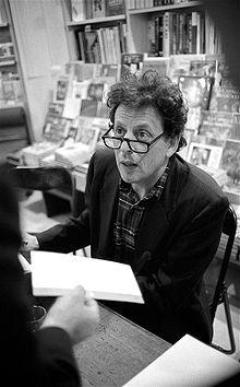 Philip Glass. Kuvalähde: Wikipedia.