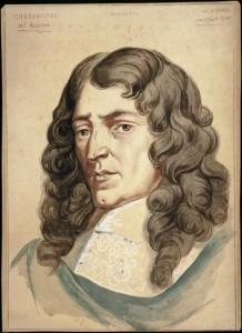 Hiljattain löydetty muotokuva, jonka uskotaan esittävän Marc-Antoine Charpentieria (1643–1704).