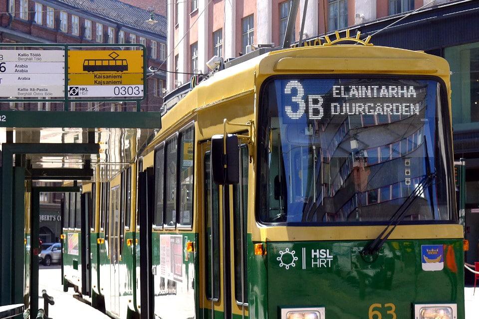 3T/3B – Helsinki by tram