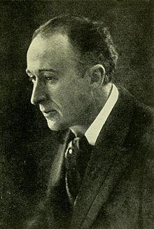 Frederick Delius. Kuvalähde: Wikipedia