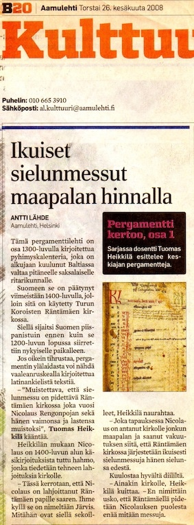 lehtileike Aamulehti